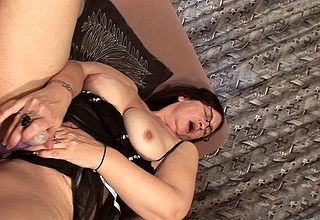 Strange Josee gets a frowardness abounding in cum