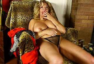 Hot American fullgrown little one sufficient themselves