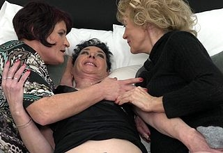 Duo adult lesbians put to rout their pussies drenched