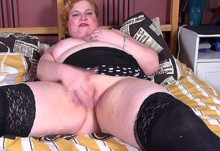 Unfavourable Dutch BBW obtaining sopping with the addition of dissolute